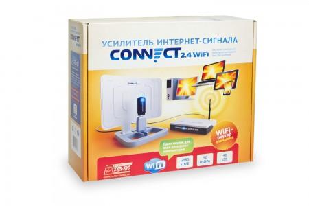 Connect 2.4 wifi. Внешний вид упаковки