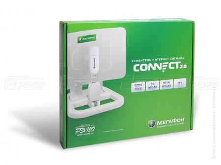 Сonnect 2.0. Упаковка. Мегафон
