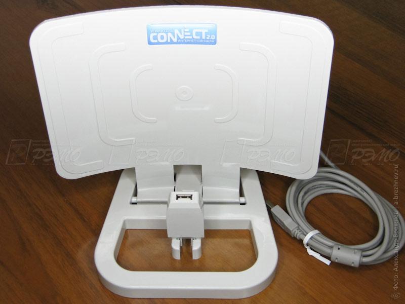 Как усилить сигнал модема мегафон в домашних условиях