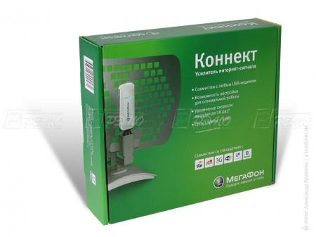 Connect. Упаковка для Мегафон.