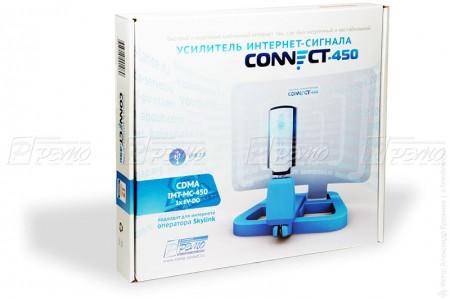 Connect-450. Упаковка